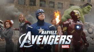 The Avengers (2012) on Netflix in the Netherlands